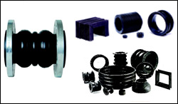 Rubber and Rexene Bellows / Rubber Expansion Joints
